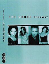 The Corrs Runaway CASSETTE SINGLE Electronic House Bonus Track