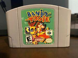 Banjo Tooie N64 Nintendo 64 Authentic