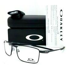 NEW Oakley Oph. Fuller RX Prescription Frame Satin Light Steel OX3227-0755 55mm