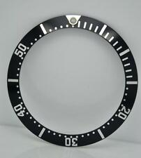 Bezel Insert In Black to fit Omega Seamaster Professional 300m Full-size Watch