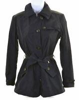 WOOLRICH Girls Windbreaker Jacket 13-14 Years Navy Blue Polyester  IN15
