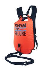 Swim Secure Chillswim Wild Swim Bag -Swim Run Safer Open Water Swimming High Viz
