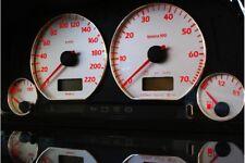 Volkswagen Golf 3 Design 4 glow gauge plasma dials tachoscheibe glow shift indic