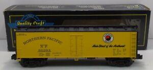 Weaver 91203 Northern Pacific Woodsided Reefer Car [3Rail] NIB