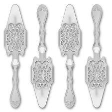 4x Absinth Löffel Antique - Absinthe Spoon - Cuillère à Absinthe - Besteck