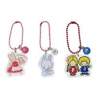 Japan Marron Cream / Patty and Jimmy / Cheery Chums Acrylic Charm Keychain