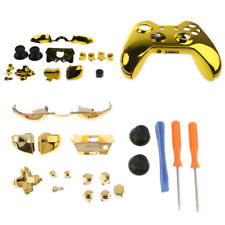 Housing Shell Case + Button Parts + Tools for Xbox One Elite Controller Gold