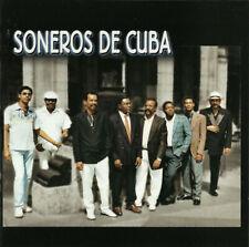 SONEROS DE CUBA - ENVIDIA Compilation Salsa Afro-Cuban Son Rare CD NEW