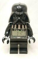 Lego Star Wars Darth Vader Figure Digital Alarm Clock Lego - Free Shipping