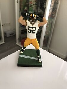 Nfl Mcfarlane Football Figur Green Bay Packers Clay Matthews