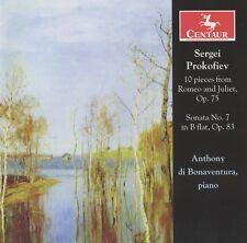 Anthony di Bonaventu - Sonata No 7 from Romeo & Juliet [New CD]