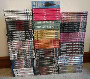 WHOLESALE DVD JOBLOT NEW SEALED Large Mixed Bundle Approx.96 Units