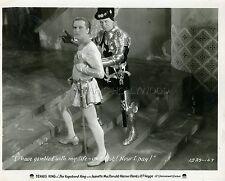 Denis King the Vagabond King 1930 Vintage Photo Genuine #1