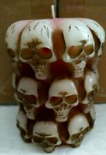 Skeleton Candle - Ideal for Halloween