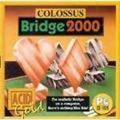 Coloso Puente 2000-tarjeta PC Card Game-Nuevo