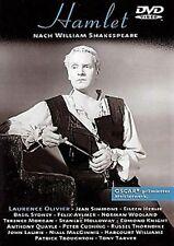 Hamlet ( 7x Oscar Klassiker ) mit Laurence Olivier, Jean Simmons, Peter Cushing
