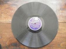 Georges Thill : les troyens à carthage - disque Columbia LFX 358