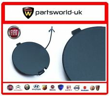 Fiat Grande Punto Rear Bumper Tow Eye Cover 735417226 Brand New Genuine