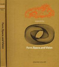 ART INSTRUCTION FORM SPACE & VISION GRAHAM COLLIER DESIGN THROUGH DRAWING