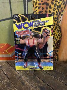 VINTAGE 1994 WCW OSFT VADER FIGURE NWO NWA WWF WWE HASBRO LJN RETRO ELITE LEGEND