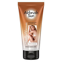 NEW Sally Hansen Airbrush Legs Tanning Lotion Medium to Tan 5.90 Ounces