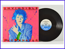 "Pat Benatar Invincible Promo 12"" 33 PM Single Record Chrysalis ‎– 4V9 42878"