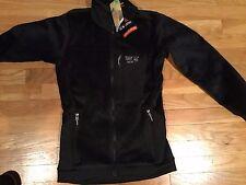 NWT Mountain Hardwear Women's Monkey 200 Hi Loft Fleece Jacket, XS, Black