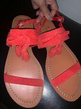 602f0a515c8 Tassels Buckle Sandals Women's 8 Women's US Shoe Size for sale | eBay
