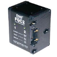 Frezzi FQC2-A Charger for 2 Batteries with Anton/Bauer Type Mount