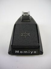 Mamiya M645 Prism Finder for M645, M645 J, & M645 1000S Cameras, AS IS