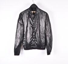 db258634d Gucci Men Shiny lightweight Wet Effect Bomber Jacket Size ITA 48 (Medium)