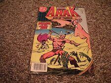 Arak Son of Thunder #20 (1981 Series) Dc Comics Fn/Vf
