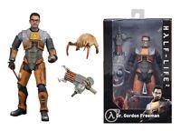 """Half-Life 2 Gordon Freeman 7"""" Scale Action Figure NECA IN STOCK!"""