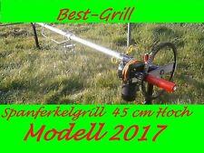 BEST-GRILL Spanferkelgrill, Lammgrill,Hähnchengrill,Bratengrill 45 cm Hoch