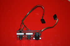 Saba 9141 tc-Ersatzteil-Vordere Anschlußbuchsen-Kopfhörer 1+2+Tape 2 !