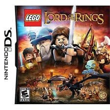 LEGO Lord of the Rings [Nintendo DS DSi, Kids Action Adventure Collect] NEW