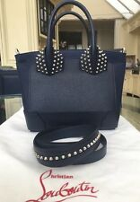 CHRISTIAN LOUBOUTIN  100% Authentic NEW Handbag Bag Eloise Blue