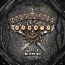 REVOLUTION SAINTS - REVOLUTION SAINTS [DELUXE EDITION] [CD/DVD] [DIGIPAK] NEW CD