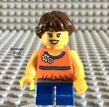 Lego City Mariposa Niña Exclusivo Minifigura embolsado