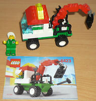 Lego City 6423 Abschleppwagen v. 2000 + OBA