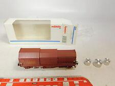 AU200-0,5# Märklin H0/AC 4707 Mercancías Coche de campana telescópica SNCF NEM