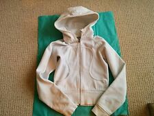 Lululemon Scuba Hoodie white size 4 or 2