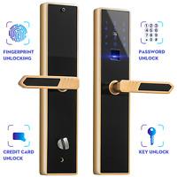 4 in 1 Digital Smart Code Door Lock Keypad Card Intelligent Digital Security