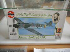 Modelkit Airfix Messerschmitt BF 109K on 1:72 in Box