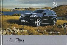 Mercedes-Benz GL-Class HARDBACK Brochure - 2007 - GL320CDi/GL420CDi/GL500