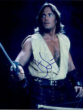 Xena photo photograph auto autographed signed Kevin Sorbo as Hercules with sword