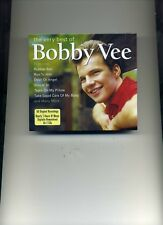 BOBBY VEE - THE VERY BEST OF - 2 CDS - NEW!!