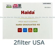 Haida 100x150mm ND 0.6 Hard Grad 2 Stop Multicoated Glass Filter