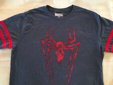 Men's Official Marvel Comics Spider-Man T-shirt Size 2 XL