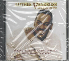 Luther Vandross Love Is On The Way CD NEU Power Of Love Once You Know How